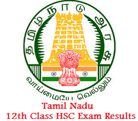 tamilnadu dge 12th class hsc exam results